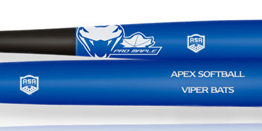 APEX Softball Bat - Always Maple