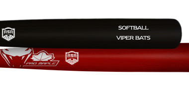 Softball Bats - Maple Optional