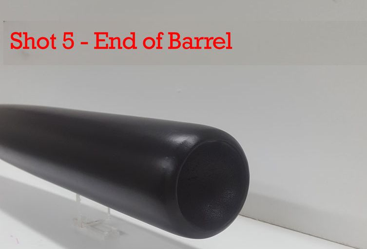 End of the Barrel