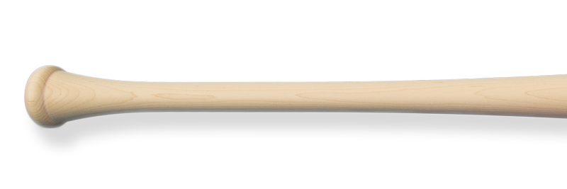 Wood Bat Barrel Image