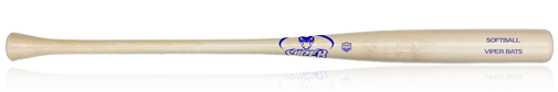 Softball Cone Knob Wood Bat