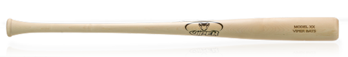 XX Blemished Wood Bat